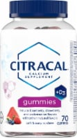 Citracal Calcium + Vitamin D Gummies