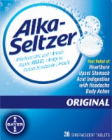 Alka-Seltzer Original Effervescent Tablets