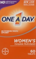 One A Day Women's Complete Multivitamin Tablets
