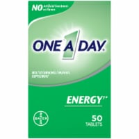 One A Day Energy Multivitamin Tablets