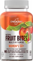 One A Day  Multivitamins Womens 50+ Fruit Bites