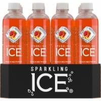 Sparkling Ice Peach Nectarine Sparkling Water