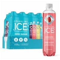 Sparkling Ice Zero Sugar Sparkling Water Variety Pack