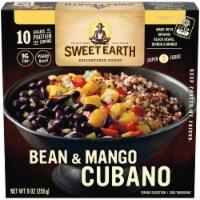 Sweet Earth Bean & Mango Cubano Frozen Meal