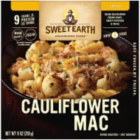 Sweet Earth Cauliflower Mac Bowl Frozen Dinner