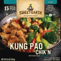 Sweet Earth Kung Pao Chik'n Frozen Meal