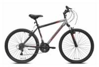 Kent International Inc Men's Shockpoint Mountain Bike - Gray/Red