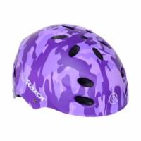 Razor 97868 V-17 Youth Safety Multi Sport Bicycle Helmet For Kids 8-14, Purple - 1 Unit
