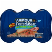 Armour Potted Meat (6 Pack)