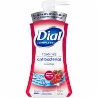 Dial Complete® Power Berries Foaming Antibacterial Hand Wash - 7.5 fl oz