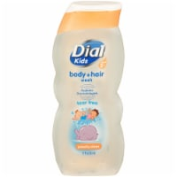 Dial Kids Peachy Clean Tear Free Body Wash