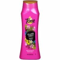 Tone Island Vibes Pineapple & Plumeria Body Wash