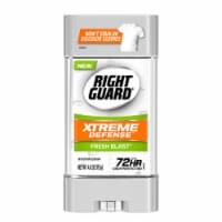 Right Guard Xtreme Defense Fresh Blast Antiperspirant