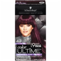 Schwarzkopf Color Ultime Metallic Violet 4.3 Hair Color