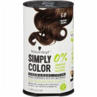 Schwarzkopf Simply Color Medium Brown 5.0 Hair Color