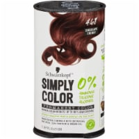 Schwarzkopf Simply Color 4.68 Chocolate Cherry Hair Color