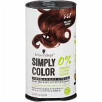 Schwarzkopf Simply Color 6.68 Hazelnut Brown Hair Color