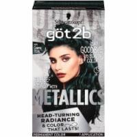 got2b Metallics M75 Cosmic Teal Hair Color