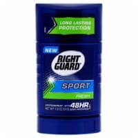 """""""""""Right Guard Sport Fresh Invisible Solid Antiperspirant Deodorant Stick 1.8 oz"""""""" - 1.8 oz"""