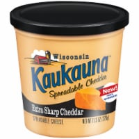 Kaukauna Extra Sharp Cheddar Spreadable Cheese