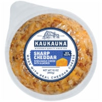Kaukauna Sharp Cheddar Cheeseball