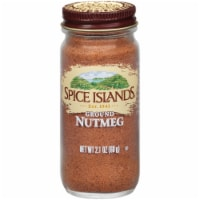 Spice Islands Ground Nutmeg