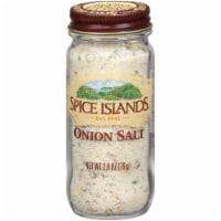 Spice Islands Onion Salt - 2.8 oz
