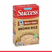 Success® Boil in Bag Whole Grain Brown Rice - 4 ct / 14 oz