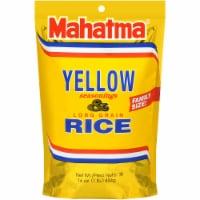 Mahatma Saffron Yellow Seasonings & Long Grain Rice - 16 oz