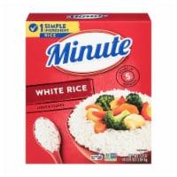 Minute White Rice