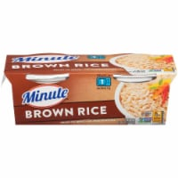Minute Ready to Serve Brown Rice Cups 2 Count