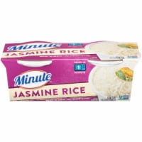 Minute Ready to Serve Jasmine Rice Cups 2 Count