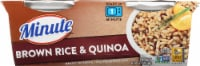 Minute Ready to Serve Brown Rice & Quinoa Cups 2 Count