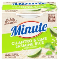 Minute Cilantro & Lime Jasmine Rice