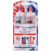 Tulip One-Step Mini Tie-Dye Kit-Patriot - 1