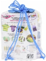 Tulip One-Step Tie-Dye Kit-Mega Drawstring Bag - 1