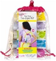 Tulip One-Step Tie-Dye Backpack Kit-Neon - 1
