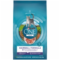 Purina One Hairball Formula Natural Dry Cat Food