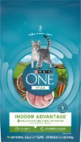 Purina One Indoor Advantage Hairball and Weight Control Natural Dry Cat Food