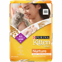 Kitten Chow Nurture Dry Kitten Food