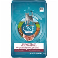 Purina ONE Urinary Tract Health Dry Adult Cat Food - 22 lb