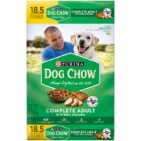 Dog Chow Complete Adult with Real Chicken Dry Dog Food