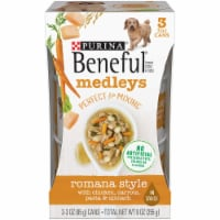 Beneful Medleys Romana Style Wet Dog Food