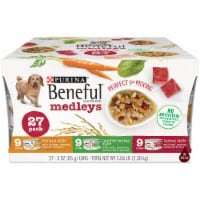 Beneful Medleys Romana Mediterranean and Tuscan Style Wet Dog Food Variety Pack