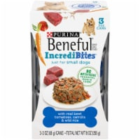 Beneful IncrediBites with Real Beef Small Breed Wet Dog Food