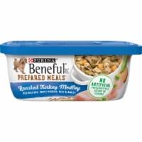 Beneful Prepared Meals Roasted Turkey Medley Wet Dog Food - 10 oz