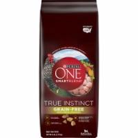 Purina ONE SmartBlend True Instinct Real Chicken Grain Free Natural High Protein Dry Dog Food