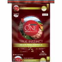 Purina ONE SmartBlend True Instinct Real Chicken Grain Free Natural Adult Dry Dog Food