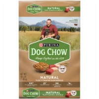 Dog Chow Natural Plus Vitamins & Minerals Adult Dry Dog Food