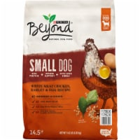 Beyond White Meat Chicken Barley & Egg Recipe Dry Small Dog Food